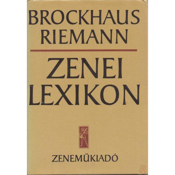 ZENEI LEXIKON I-III.