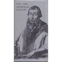 MEMORIA RERUM 1504-1566