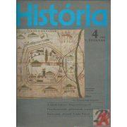 HISTÓRIA V. évf. 1983. 4. sz.
