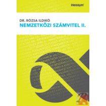 NEMZETKÖZI SZÁMVITEL II.