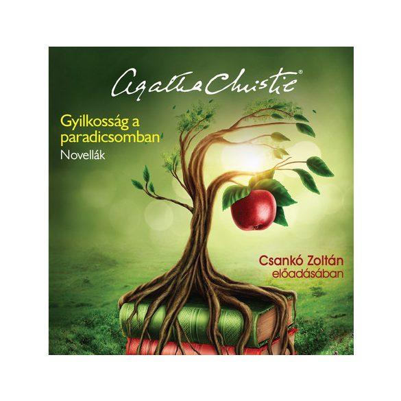 GYILKOSSÁG A PARADICSOMBAN - hangoskönyv