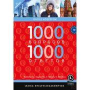 1000 KÉRDÉS 1000 VÁLASZ - OROSZ KÖZÉPFOK