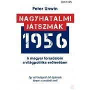 NAGYHATALMI JÁTSZMÁK - 1956