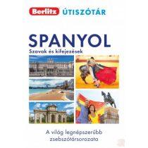 SPANYOL SZAVAK ÉS KIFEJEZÉSEK - Berlitz útiszótár