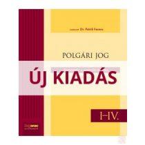 POLGÁRI JOG I-IV. - Kommentár a gyakorlat számára