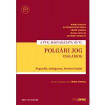 POLGÁRI JOG III/VI. - Családjog (2021)