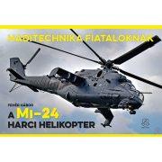 A MI-24 HARCI HELIKOPTER