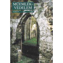 MŰEMLÉKVÉDELEM - XLVIII. évf., 2004/1.