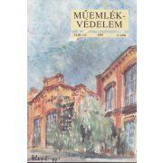 MŰEMLÉKVÉDELEM - XLIII. évf., 1999/4.