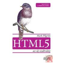 HTML5 - AZ ÚJ SZABVÁNY