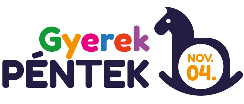 Gyerekpéntek logo