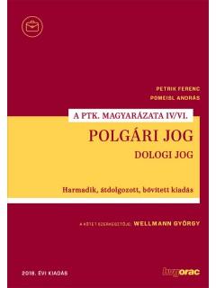 Polgári jog IV/VI. – Dologi jog