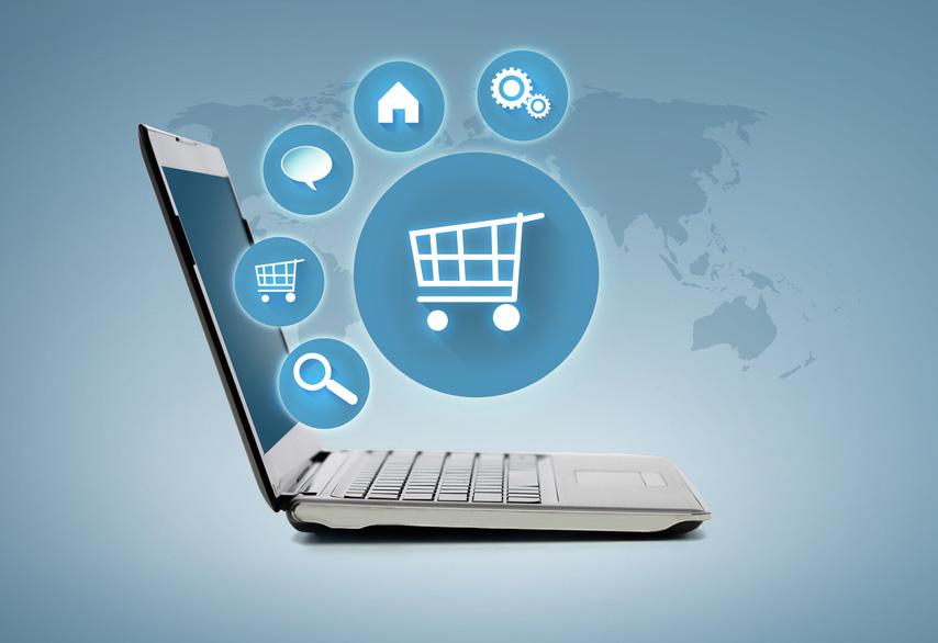 Egyszerű a vásárlás az interneten.