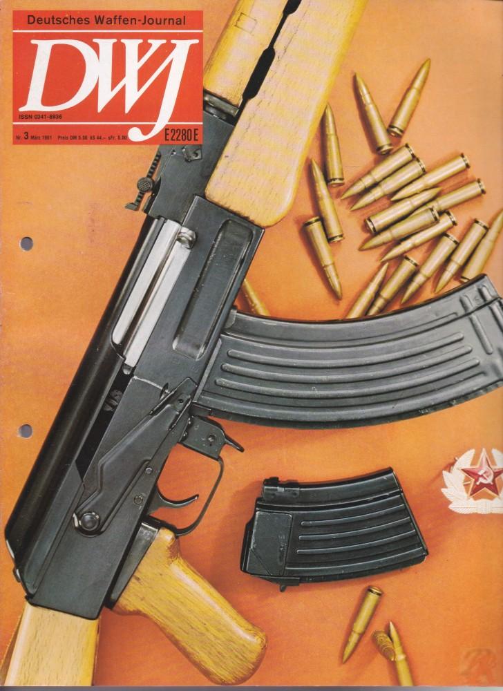 DEUTSCHES WAFFEN-JOURNAL 1981/3