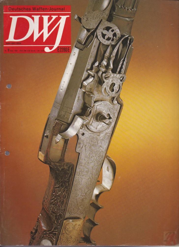 DEUTSCHES WAFFEN-JOURNAL 1981/9