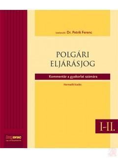 POLGÁRI ELJÁRÁSJOG I-II.