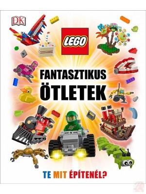 LEGO FANTASZTIKUS ÖTLETEK