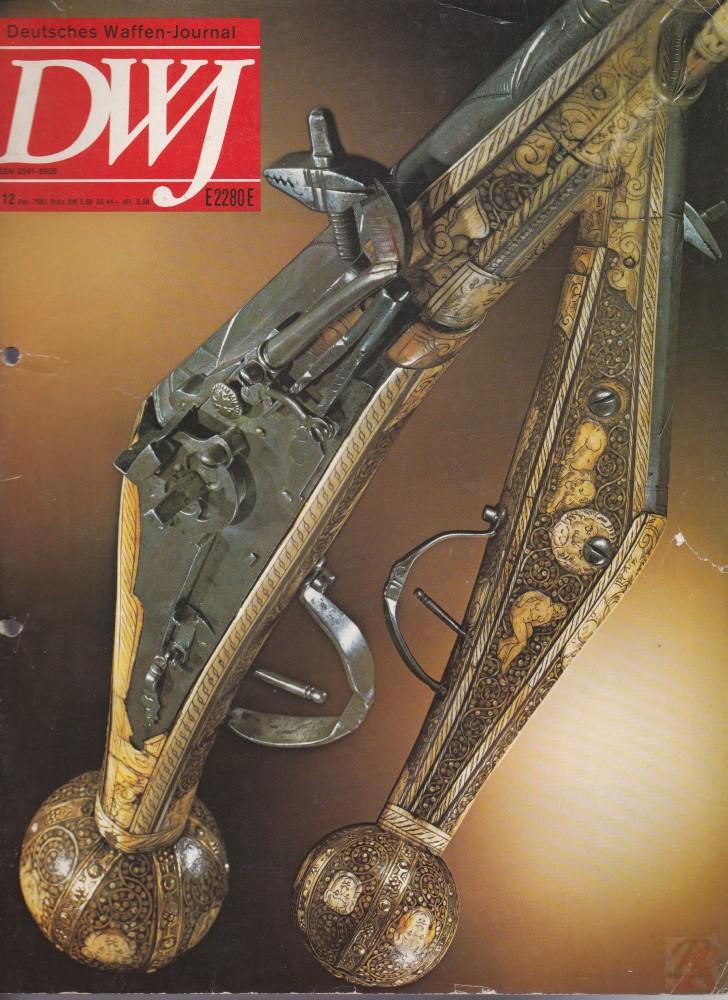 DEUTSCHES WAFFEN-JOURNAL 1981/12