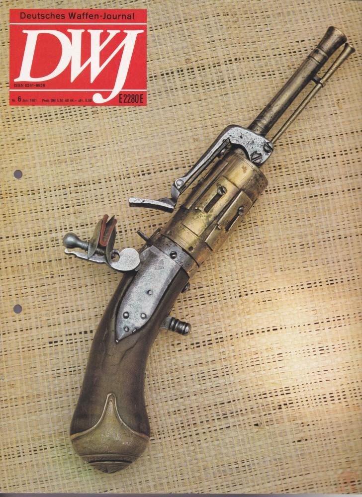DEUTSCHES WAFFEN-JOURNAL 1981/6