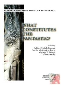 WHAT CONSTITUTES THE FANTASTIC?