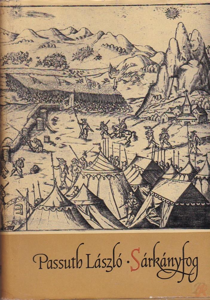SÁRKÁNYFOG I-II. kötet