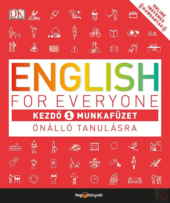 English for Everyone: Kezdő 1. munkafüzet