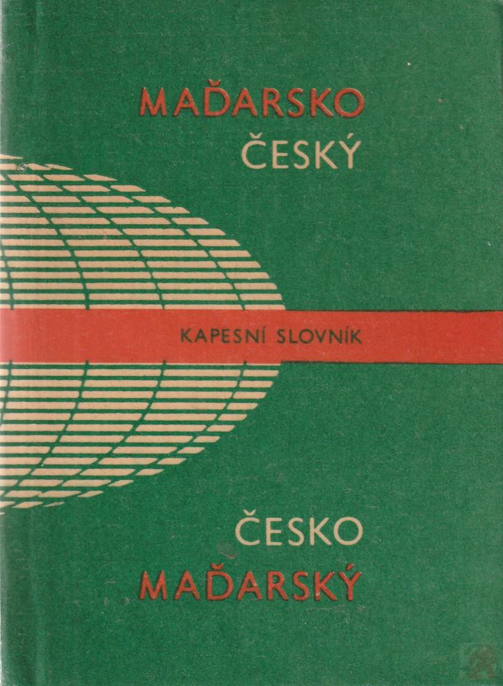 Madarsko-Cesky/Cesko-Madarsky/Kapesni Slovnik