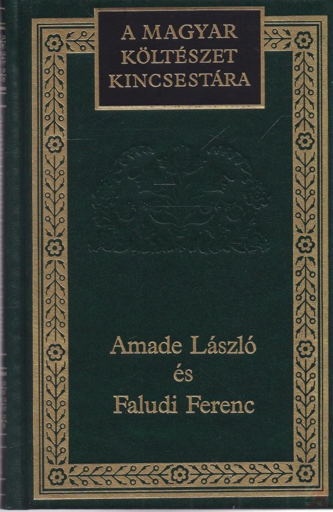 Amade László és Faludi Ferenc versei