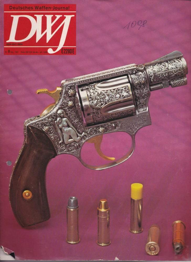 DEUTSCHES WAFFEN-JOURNAL 1981/8