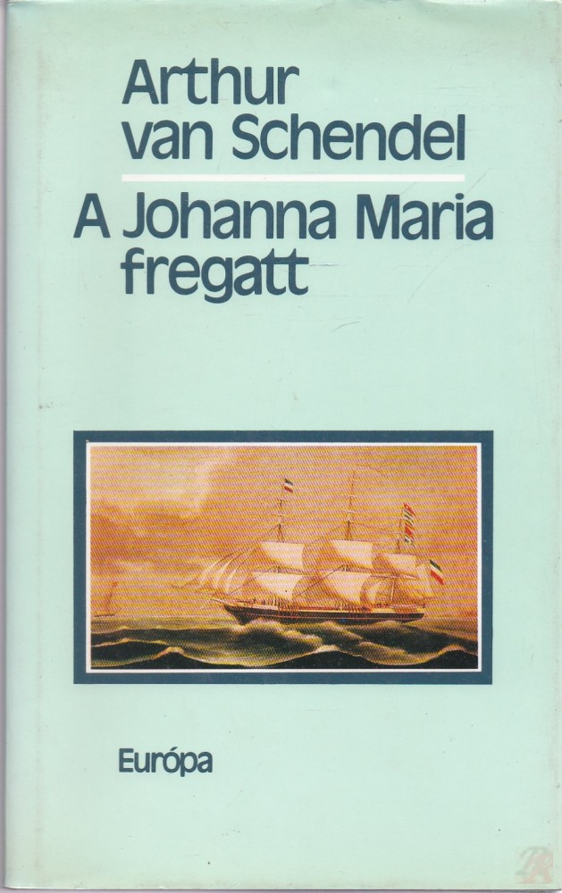 A Johanna Maria fregatt