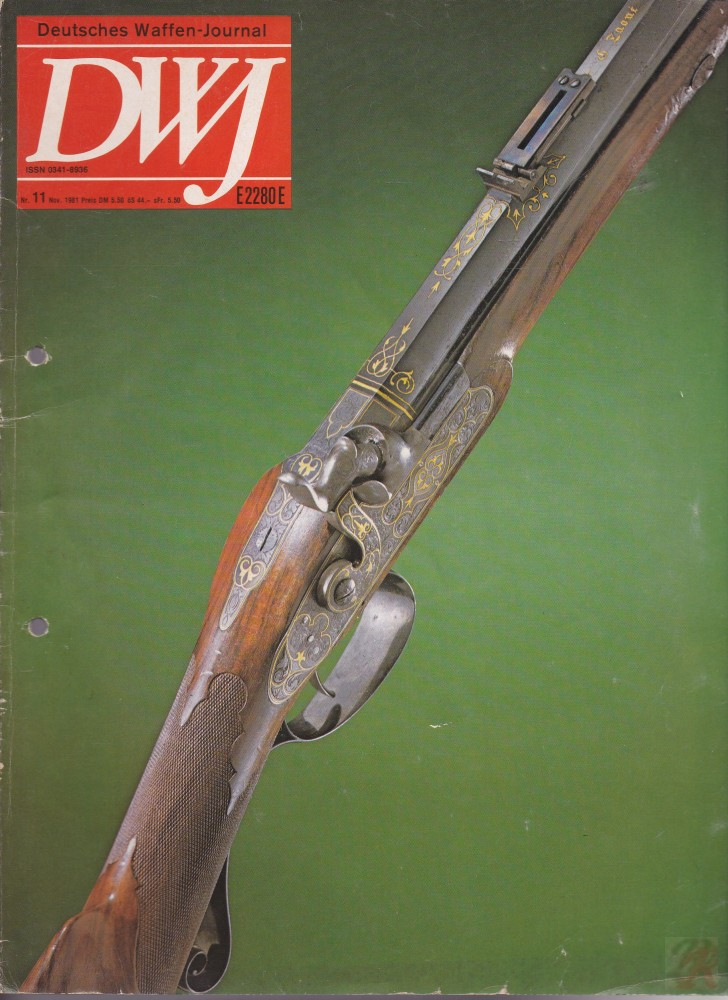DEUTSCHES WAFFEN-JOURNAL 1981/11