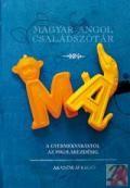 MAGYAR-ANGOL CSALÁDSZÓTÁR