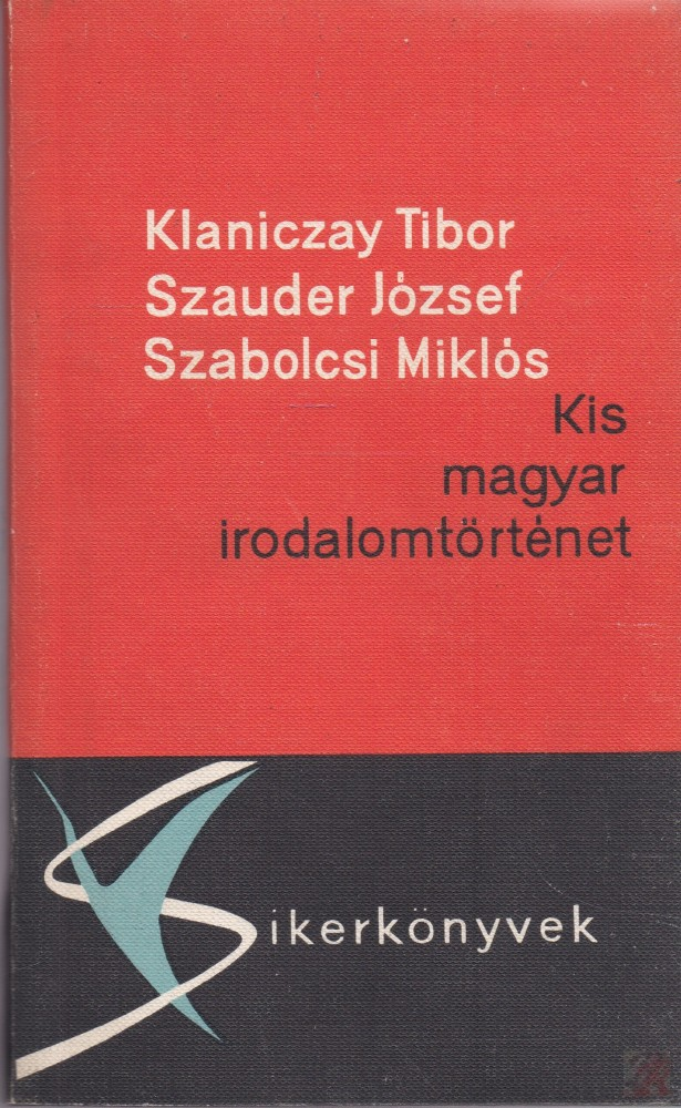Kis magyar irodalomtörténet