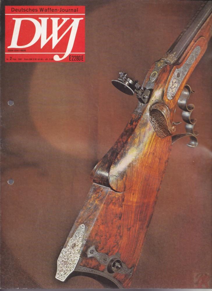 DEUTSCHES WAFFEN-JOURNAL 1981/2