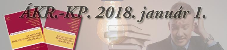 ÁKR.-KP. Általános Közigazgatási Rendtartás-Közigazgatási Perrendtartás